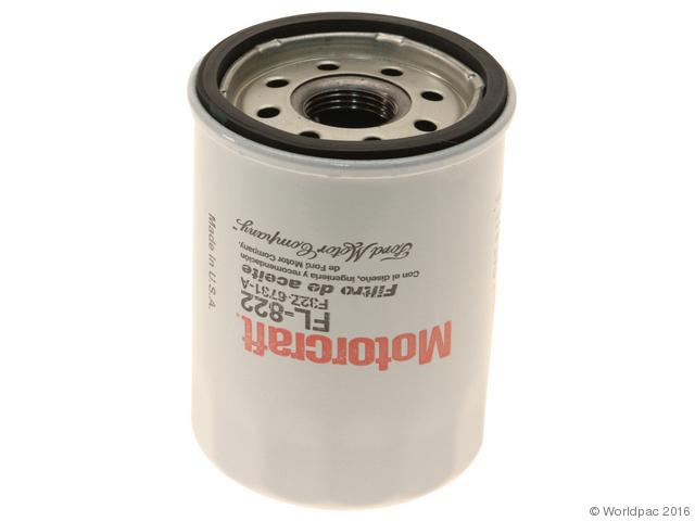 Motorcraft Engine Oil Filter - W0133-1704752