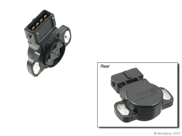 Mikuni Throttle Position Sensor Mitsubishi - W0133-1731246