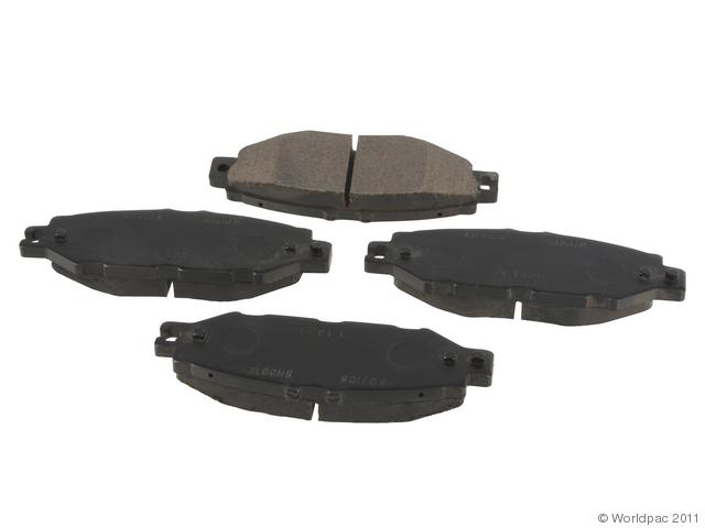 Advics-sumi Disc Brake Pad Lexus LS400 Rear 1993-2000 - W0133-1739619