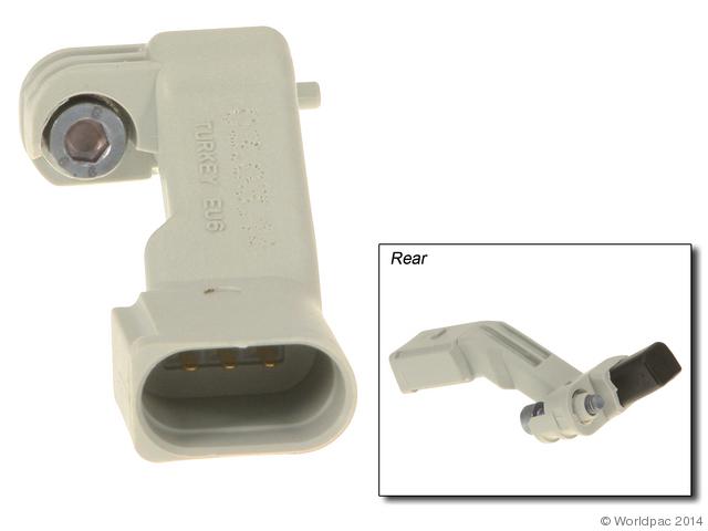 Original Equipment Engine Crankshaft Position Sensor Volkswagen Jetta 2005-2006 - W0133-1841654