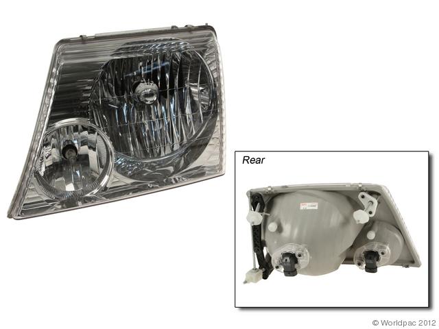 Vaip - Vision Lighting Headlight Assembly Left - W0133-1844130