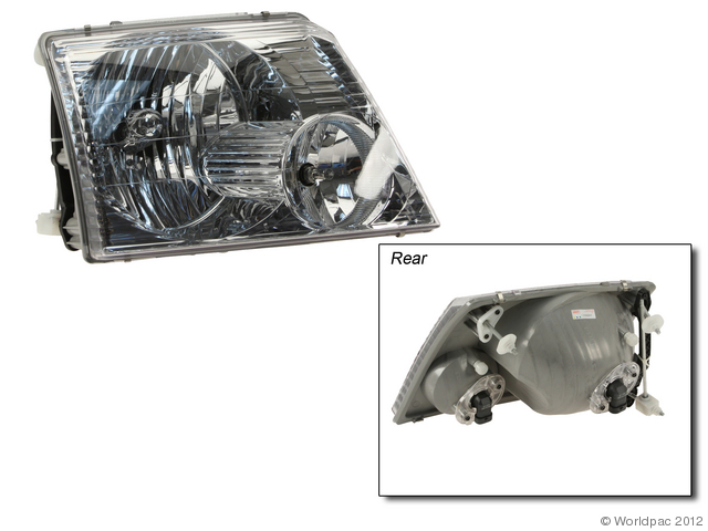 Vaip - Vision Lighting Headlight Assembly Right - W0133-1844131