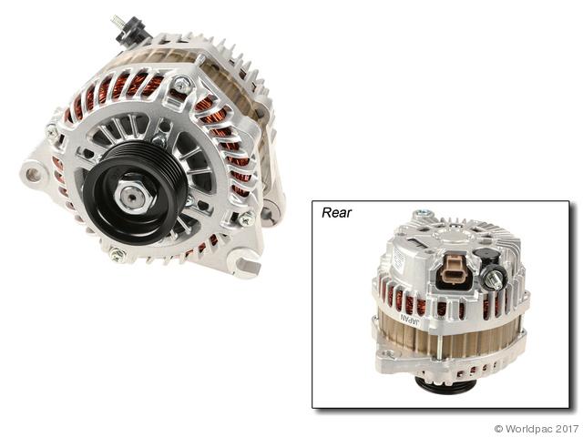Mitsubishi Electric Alternator - W0133-1919244