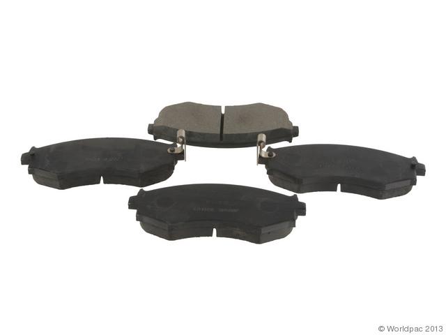 Advics-sumi Disc Brake Pad Front - W0133-1952636