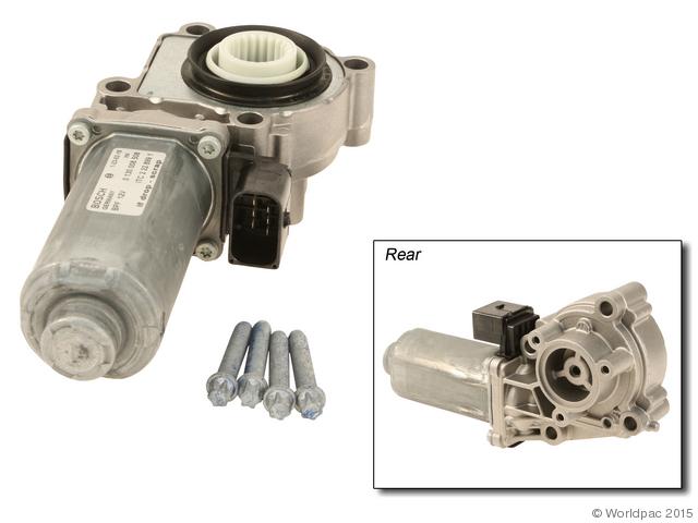 Original Equipment Transfer Case Motor Land Rover - W0133-1984998