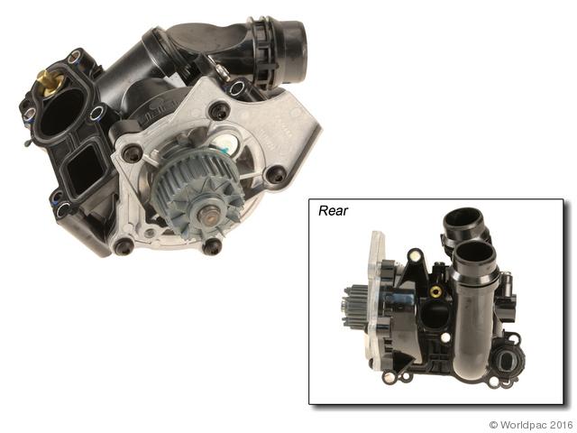 Original Equipment Engine Water Pump - W0133-2036728