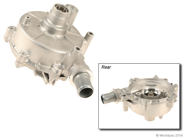 Motorcraft Engine Water Pump Ford Five Hundred 2005-2007 - W0133-2111948