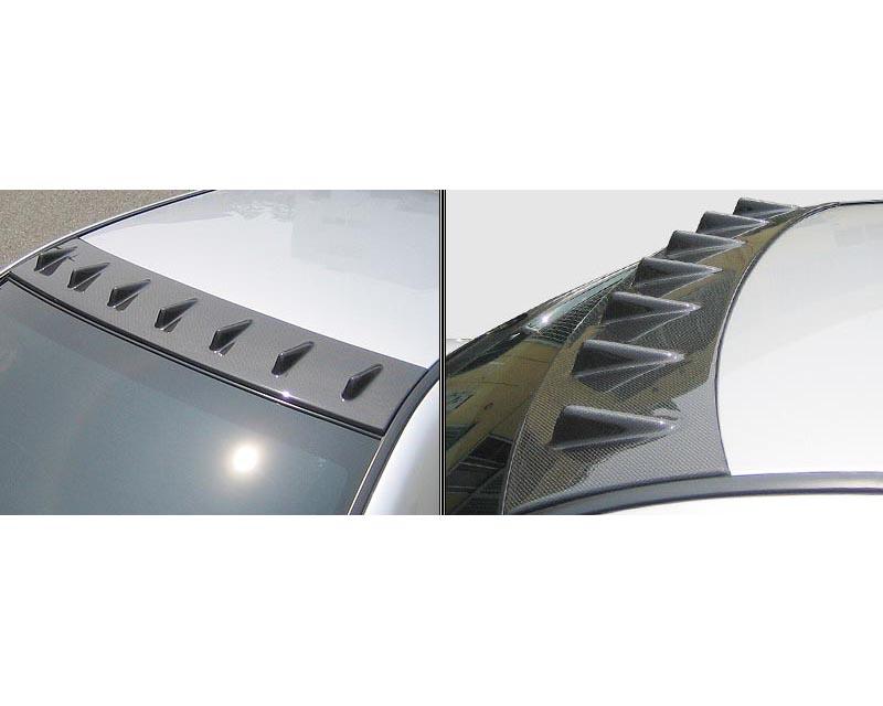 ChargeSpeed FRP Roof Fin Subaru WRX STI 02-07 - CS978RF
