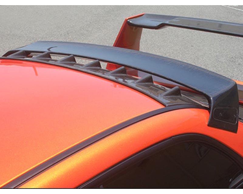 ChargeSpeed Carbon CS Style Roof Vane Subaru WRX STI 02-07 - CS978RVC