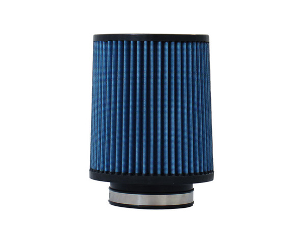 Injen Web Nano-fiber Dry Air Filter 3.50in Filter - 6.00in Base X 6.875in Tall X 5.50in Top