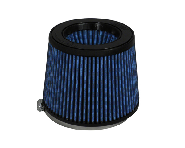 Injen Web Nano-fiber Dry Air Filter 5.00in Filter - 6.50in Base X 5.00in Tall X 5.25in Inverted Top