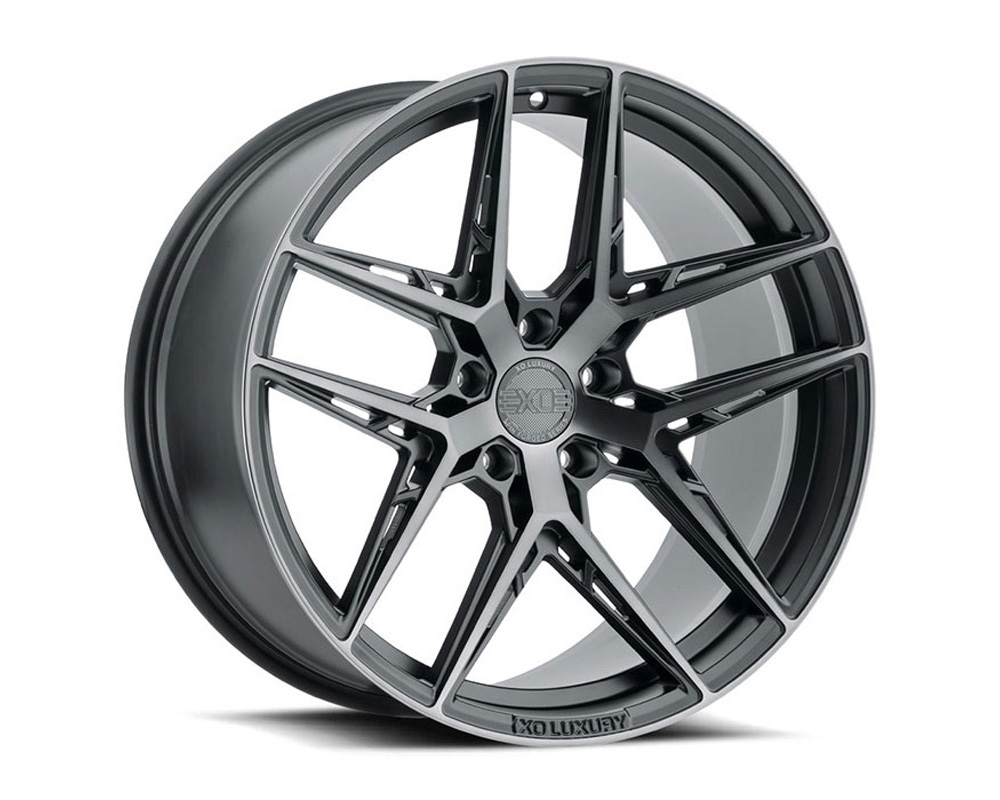 XO Luxury Cairo Wheel 21x10.5 5x112 38mm Carbon Graphite - 2105CAR385112B66