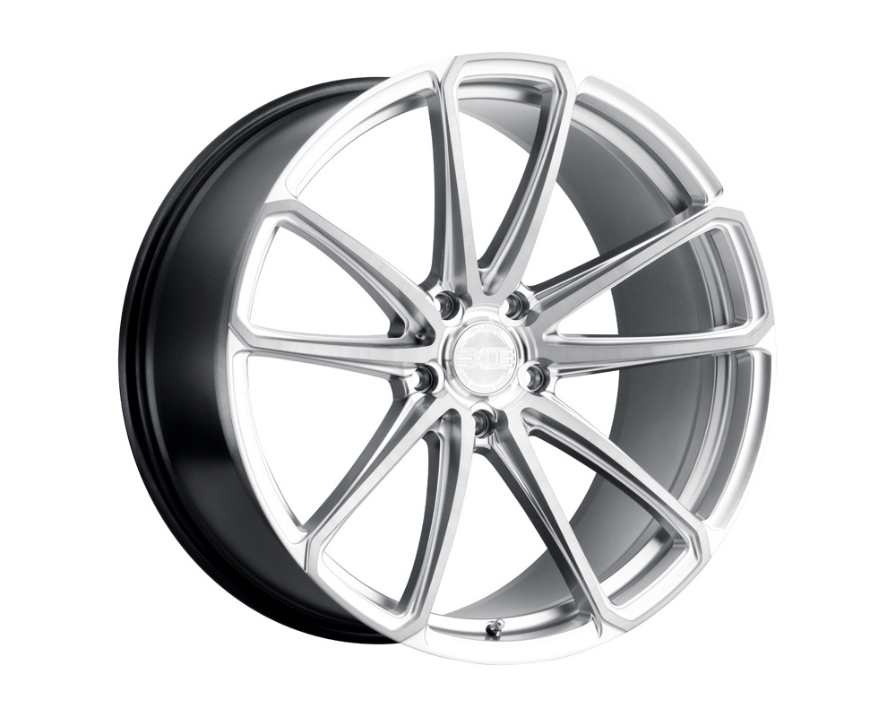 XO Luxury Wheels Madrid Hyper Silver 19x11 5x114 50mm - 1911MRD505114S76