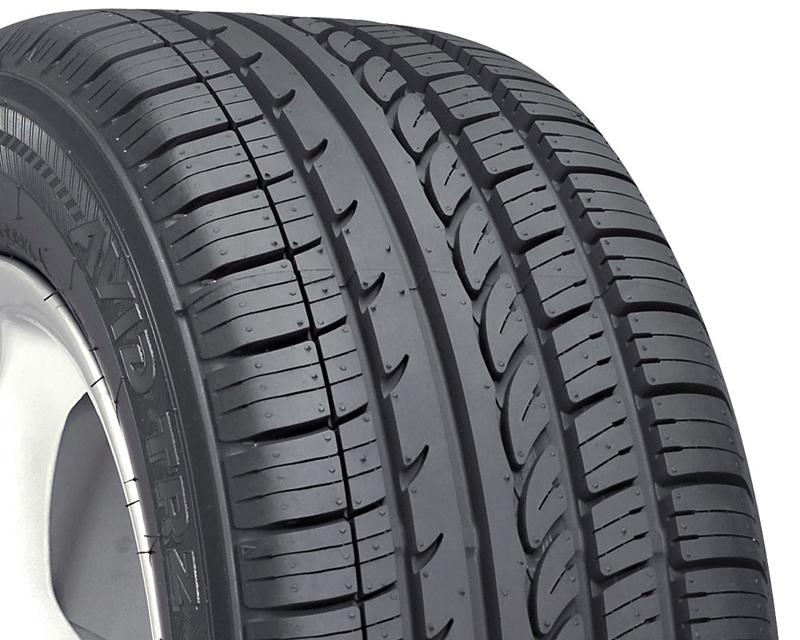 Image of Yokohama Avid TRZ Tires 1856015 84T Bw