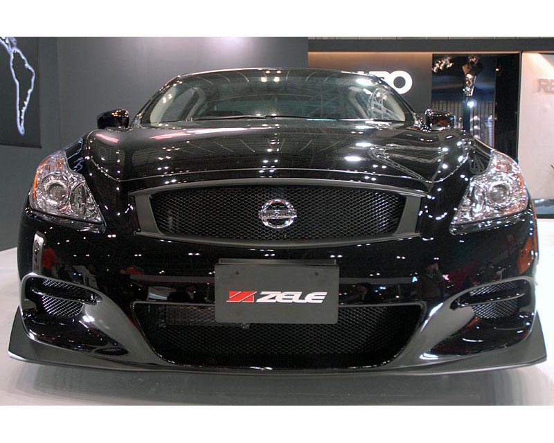 Zele Performance GT Front Grill Infiniti G37 08-12 - Z-GT-FTGRILL-G37