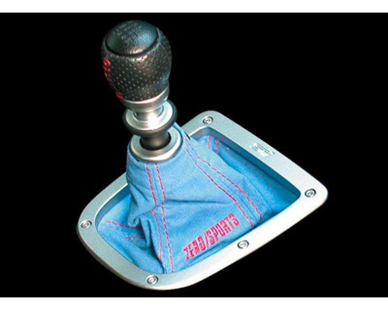 Zerosports Shift Boot Blue Subaru STI 04-05 - ZS-0931014