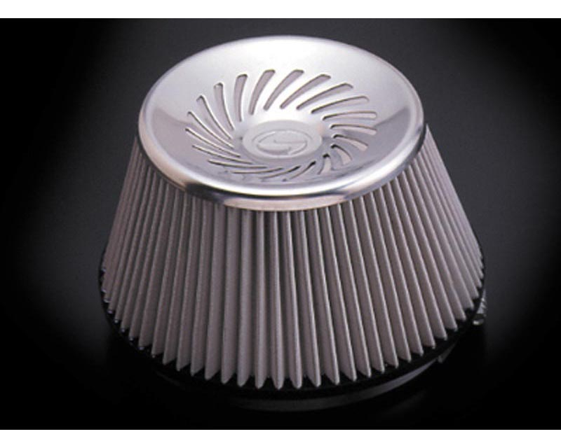 Zerosports Super Direct Flow Stainless Steel Spare Cone Filter Subaru Impreza GC8 93-01 - ZS-0412007