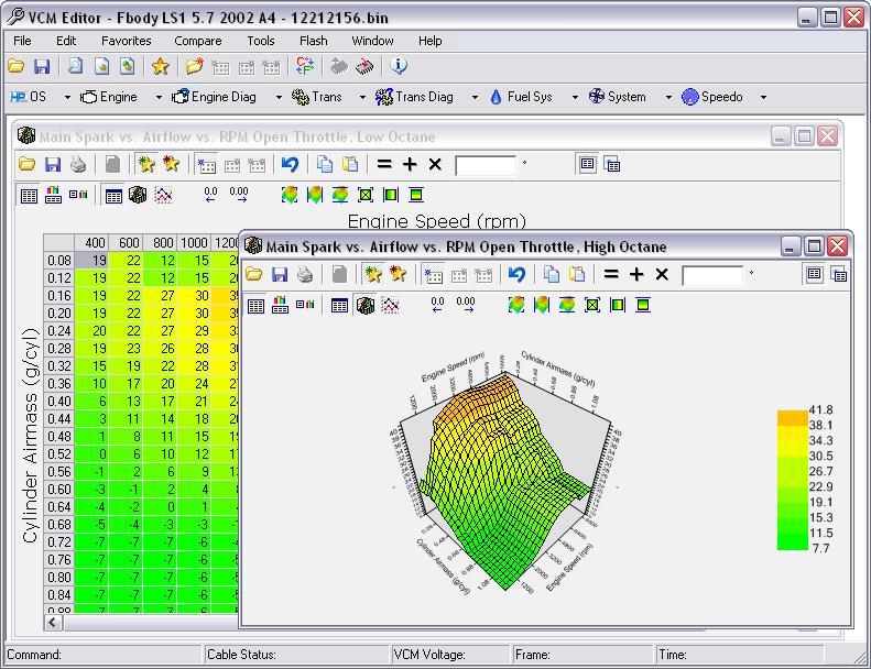 HPTuners VCM Suite