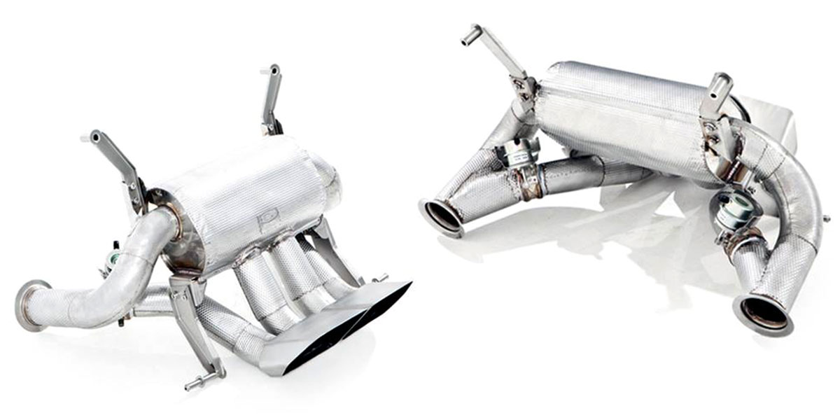 Tubi exhaust system
