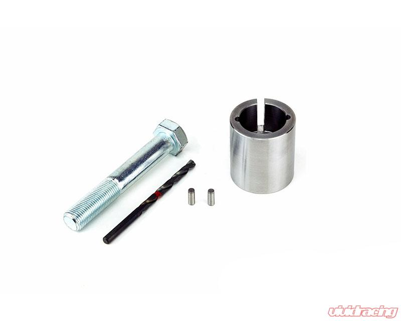 Weistec M113K Crank Pulley Drill and Pinning Tool Mercedes Benz SL55 AMG  02-08