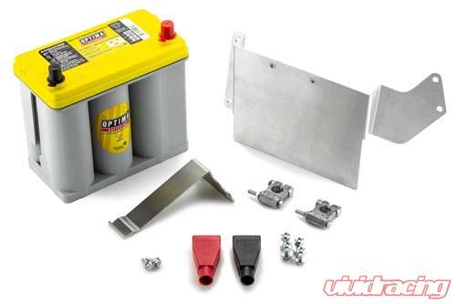 Weistec Optima Battery Kit Can Am Maverick X3 16 19 01 000