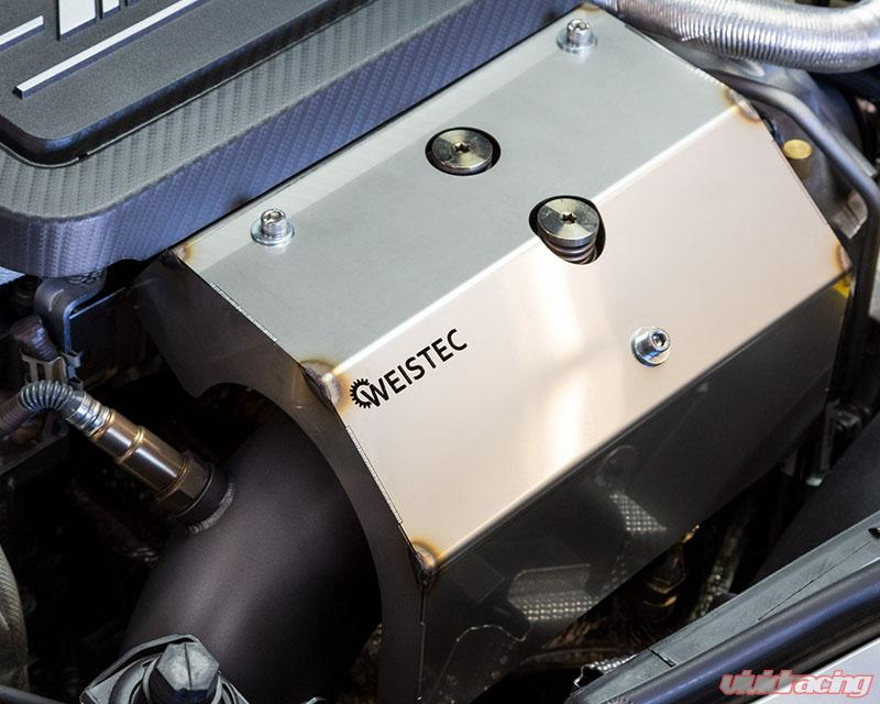 01 133 00893 8 weistec turbo heat shield mercedes benz for Mercedes benz blanket