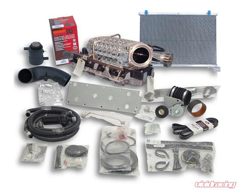 Magnacharger Mp1900 Chevrolet Trailblazer Ss 6 0l 06 09