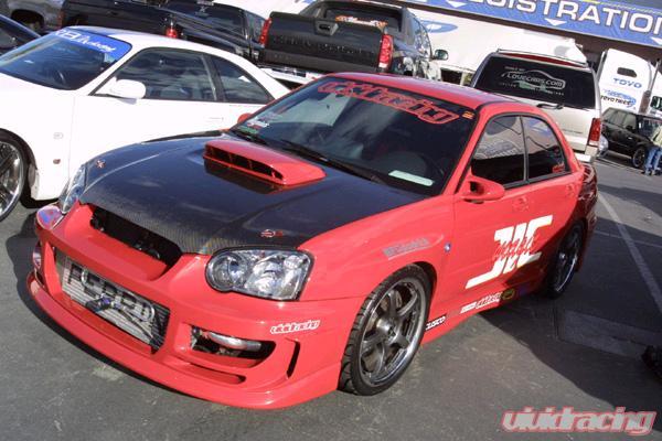 ST Large Hood Scoop Subaru WRX/STI Image