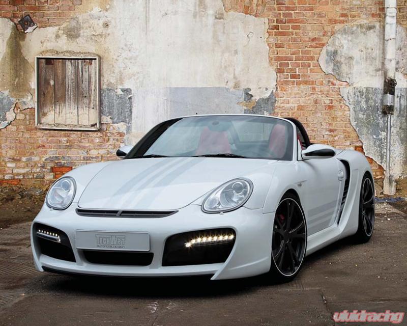 Techart Conversion Wide Body Kit W Washers Porsche Boxster 05 10