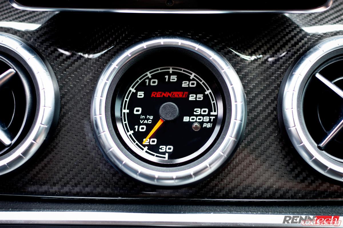 Mercedes Cla 45 Amg For Sale >> RENNtech Boost GaugeMercedes-Benz A45 AMG