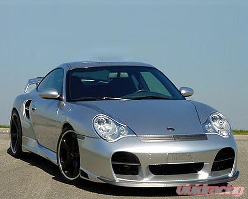 Porsche 996 Turbo >> Techart Turbo Xl Complete Body Kit Porsche 996 Turbo Gt2 01 05