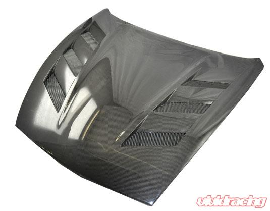For 2009-2017 NISSAN 370Z BLACK CARBON FIBER ROOF TRIM MOLDING KIT