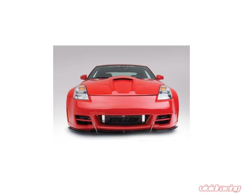 STILLEN Polyurethane Body Kit Series 2 Skirts with Series 2 Front Fascia  Nissan 350Z 03-08