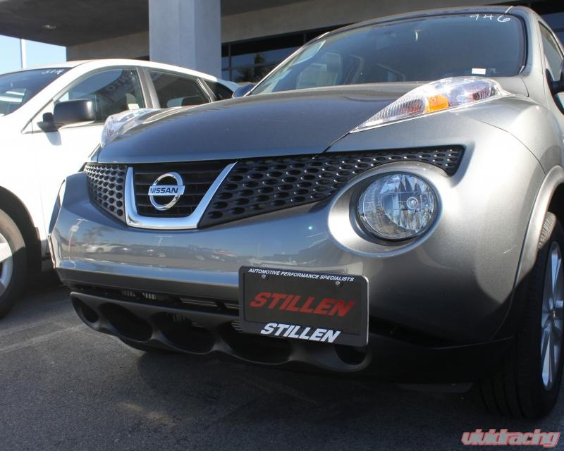 105485 STILLEN | No Drill License Plate Relocator Nissan Juke