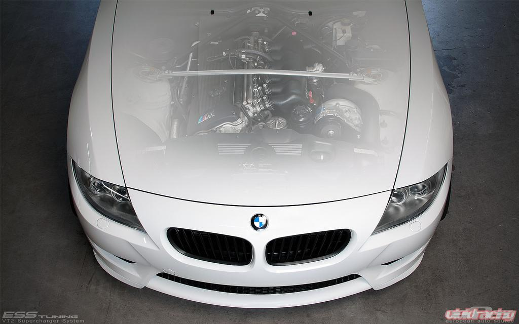 108 95z Ess Tuning Vt2 525 Supercharger System Bmw Z4m 06 08