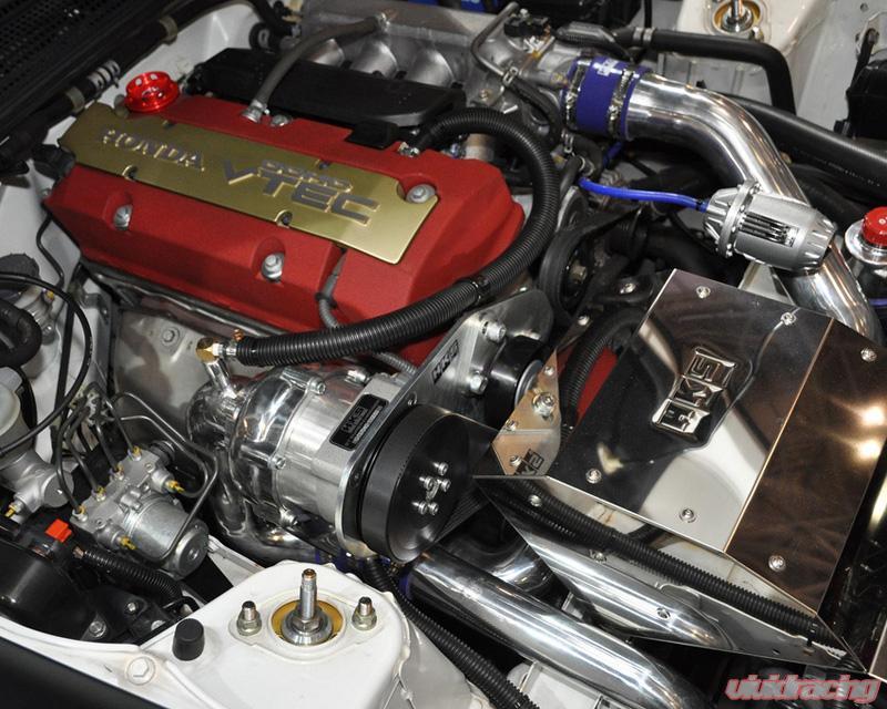 Hks Gt Supercharger Pro Kit Honda S2000 00 09 12001 Ah006 Image