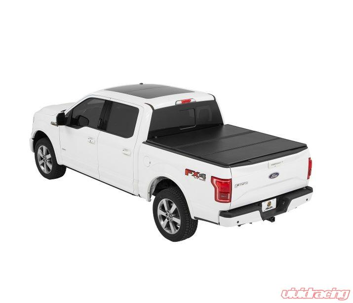 Ford F150 Hard Bed Cover >> F150 Tonneau Cover Ez Fold Hard Aluminum 15 17 Ford F150 6 5 Ft Bed W Out Utility Track Black Each Bestop