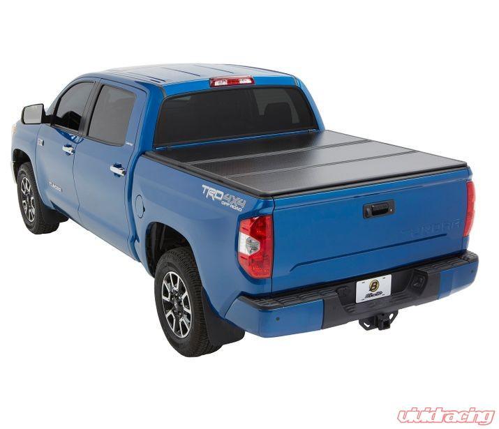 Tundra Bed Cover >> 14262 01 Tundra Tonneau Cover Ez Fold Hard Aluminum 14 17 Toyota