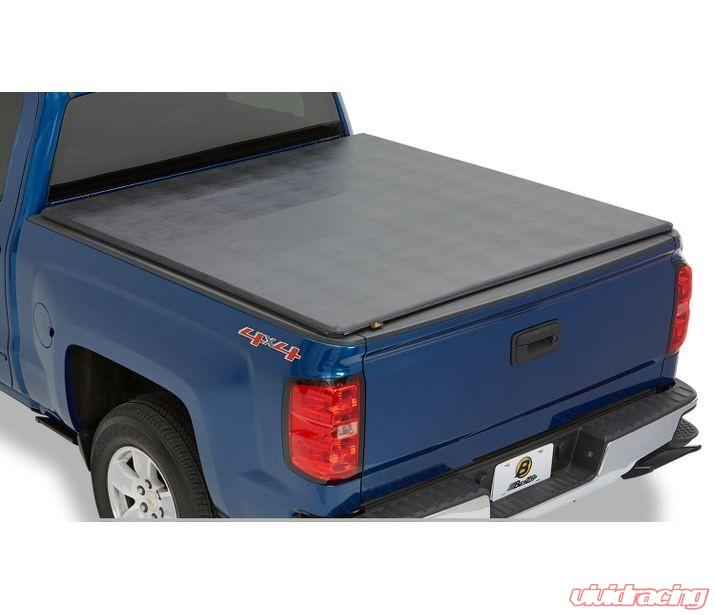 S10/Sonoma Tonneau Cover EZ Fold Soft 94-03 Chevy/GMC S10/Sonoma 6 Ft Bed  Black Each Bestop