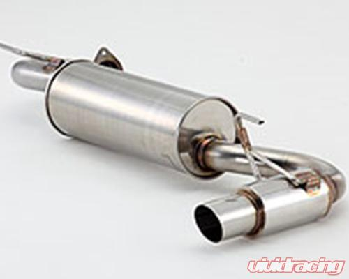 Fujitsubo Power Getter Exhaust System Toyota MR2 Supercharged AW11 84-89