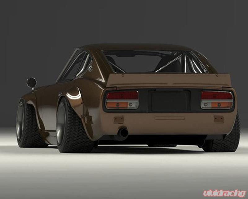 17020400 Pandem | FRP Full Wide-body Kit Datsun 240z S30