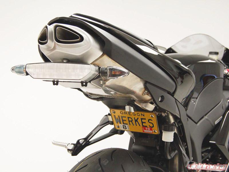 Competition Werkes Fender Eliminator Kit 93-04 Kawasaki ZX600E Ninja ZX-6 1K602
