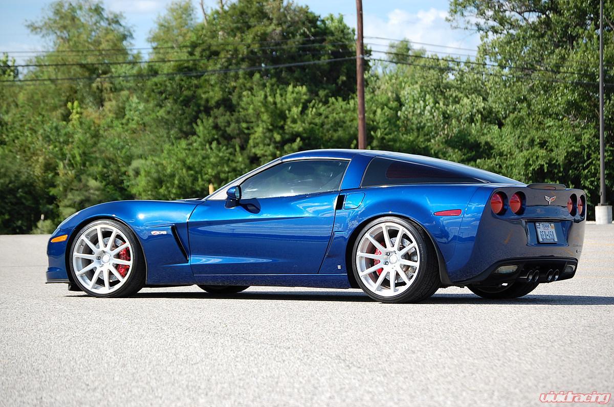 Corvette Zo6s Running Insane Modulare Forged Wheels
