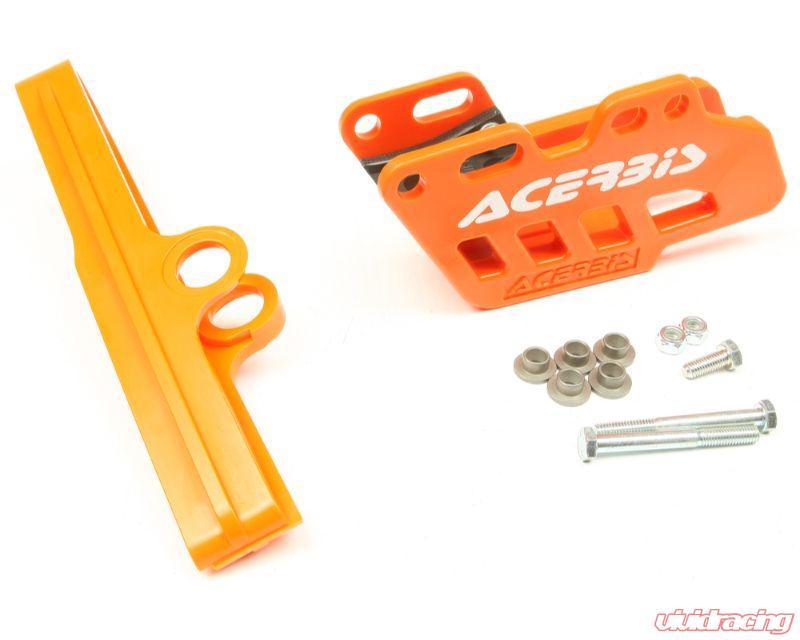 ACERBIS GUIDE//SLIDER KIT FOR KTM SX//XC//F O RG 2462630036