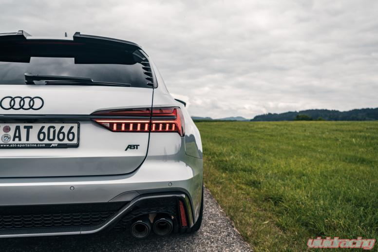 ABT Exhaust Package Audi RS6 2020-2021   4K008022230-1