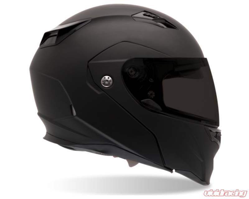 Bell Racing Helmets >> Bell Racing Revolver Evo Matte Black Helmet 57 58 Md