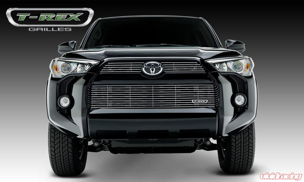 4runner Grille 14 18 Toyota 4runner Aluminum Polished 3