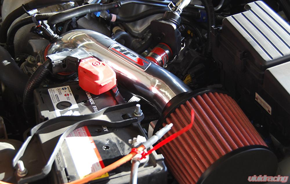 RED FIT  2003-2006 HONDA ACCORD 2.4 2.4L AIR INTAKE KIT without MAF Sensor