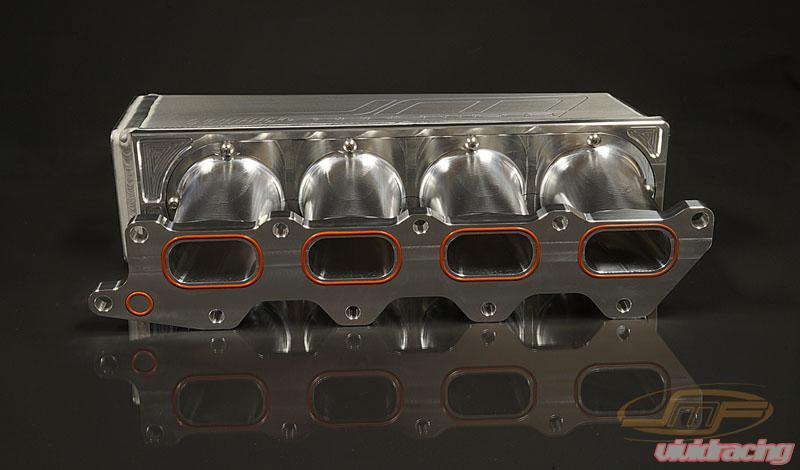 JM Fabrications 2G DSM Race Version billet Intake Manifold 2G TB flange
