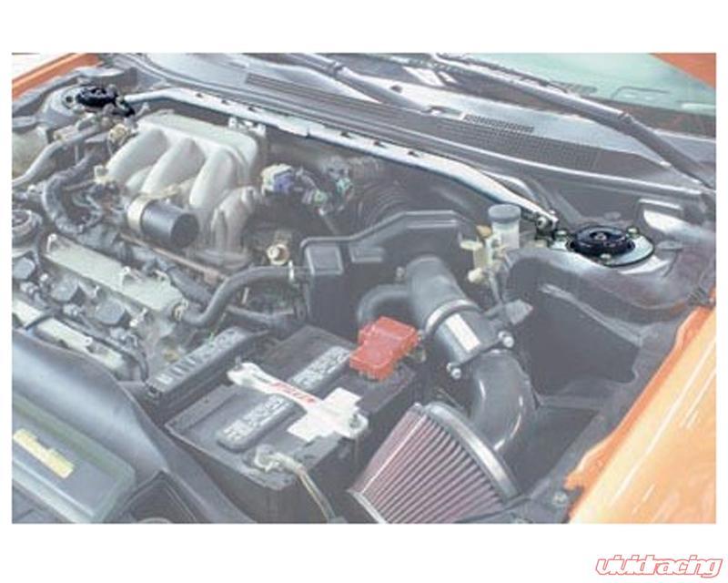 Nissan Maxima Blue Jdm Sport Suspension Front Lower Strut Tie Bar Brace Rod Arm Aluminum